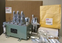 IN-STOCK LINCOLN MODULAR LUBE LUBRICATORS AND PARTS