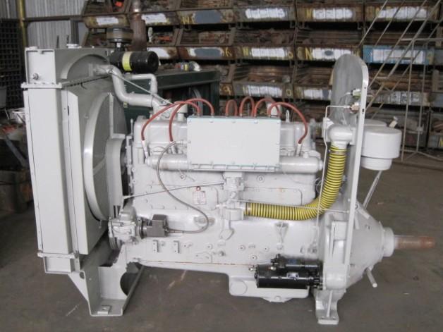 REBUILT WAUKESHA 817 ENGINE