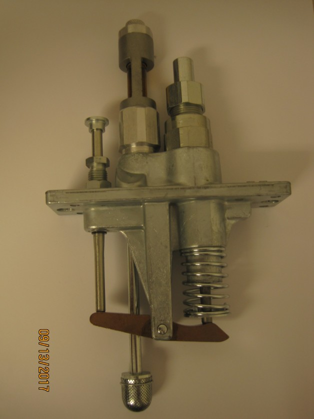 LINCOLN MODULAR LUBE 880550 MODEL 55i LUBRICATOR PUMP  NOW IN STOCK
