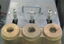 REBUILT KERR KP-3300 TRIPLEX PUMP