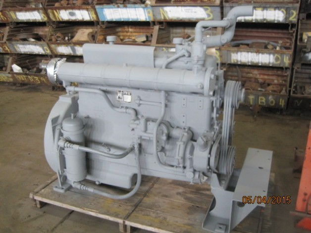 WAUKESHA F817G ENGINE REBUILT